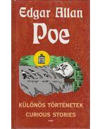 Különös történetek / Curious Stories - Edgar Allan Poe