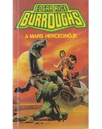 A Mars hercegnője - Edgar Rice Burroughs