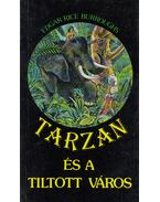 Tarzan és a tiltott város - Edgar Rice Burroughs