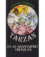 Tarzan és az aranyszőrű oroszlán - Edgar Rice Burroughs