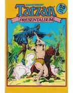 Tarzan Presentalbum 1989 - Edgar Rice Burroughs