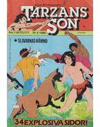 Tarzans Son 1986. Nr 6 - Edgar Rice Burroughs