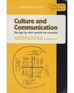 Culture and Communication - Edmund Leach