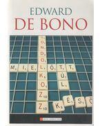 Gondolkozz! - EDWARD DE BONO