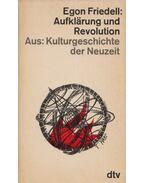Aufklärung und Revolution - Egon Friedell