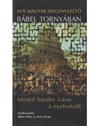 Egy magyar idegenvezető Bábel tornyában - Lénard Sándor