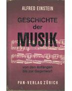 Geschichte der Musik - Einstein, Alfred