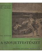A szovjet festészet - Ék Sándor