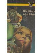 A hét főbűn - Ekberg, Olle