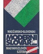 Madzarsko-Slovenski / Slovensko-Madzarski slovar / Magyar-szlovén szótár / Szlovén-magyar szótár - Elizabeta Bernjak