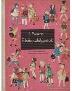 Elsőosztályosok - Svarc, J.