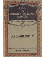 Az emberirtó - Émile Zola
