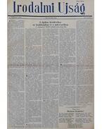 Irodalmi Ujság VII. évfolyam, 1-39., 41–43 szám. 1956. január 7. – 1956. november 2. - Enczi Endre, Hámos György