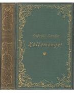 Endrődi Sándor összegyűjtött költeményei III. - Endrődi Sándor