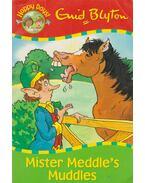 Mister Meddle's Muddles - Enid Blyton