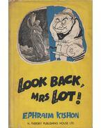 Look back Mrs. Lot - Ephraim Kishon