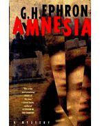Amnesia - EPHRON, G. H.
