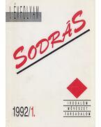 Sodrás 1992/1. - Erdész Ádám