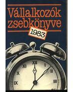 Vállalkozók zsebkönyve 1983 - Erdős Ákos, Juhász András