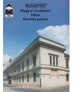 Budapest - Magyar Irodalom Háza - Károlyi-palota - Éri István