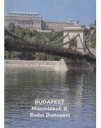 Budapest - Műemlékek II. - Budai Dunapart - Éri István