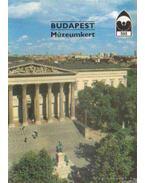Budapest - Múzeumkert - Éri István