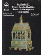 Budapest - Szent István Bazilika, Szent Jobb-kápolna és kincstár - Éri István