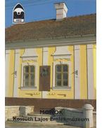 Monok - Kossuth Lajos Emlékmúzeum - Éri István