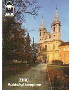 Zirc - Apátsági templom - Éri István