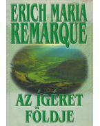 Az ígéret földje - Erich Maria Remarque