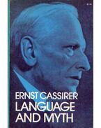 Language and Myth - Ernst Cassirer