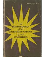The Philosophy of Enlightment - Ernst Cassirer