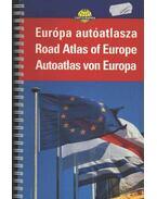Európa autóatlasza