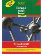 Európa / Europa / Europe