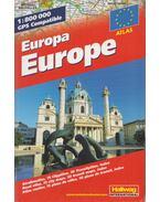 Europa / Europe Atlas 1 : 800 000