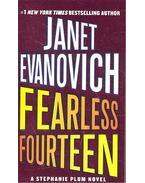 Fearless Fourteen - EVANOVICH,JANET