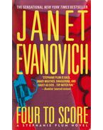 Four to Score - EVANOVICH,JANET