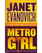 Metro Girl - EVANOVICH,JANET