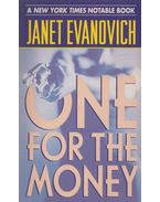 One for the Money - EVANOVICH,JANET