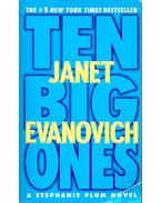 Ten Big Ones - EVANOVICH,JANET