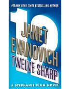 Twelve Sharp - EVANOVICH,JANET