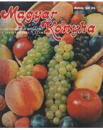 Magyar Konyha 1985. IX. évf. 3. szám - F. Nagy Angéla