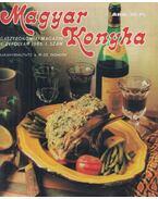 Magyar Konyha 1986. X. évf. 1. szám - F. Nagy Angéla