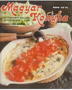 Magyar Konyha 1986. X. évf. 2. szám - F. Nagy Angéla