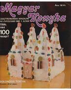 Magyar Konyha 1988. XII. évf. 1. szám - F. Nagy Angéla