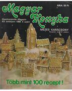 Magyar Konyha 1988. XII. évf. 4. szám - F. Nagy Angéla