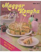 Magyar Konyha 1989. XIII. évf. 1. szám - F. Nagy Angéla