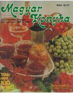 Magyar Konyha 1989. XIII. évf. 2. szám - F. Nagy Angéla