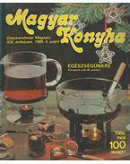 Magyar Konyha 1989. XIII. évf. 4. szám - F. Nagy Angéla