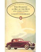 The Diamond as Big as the Ritz and Other Stories - F. Scott Fitzgerald